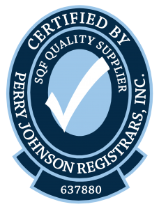 Our Organic Grass Fed Beef is Certified by Perry Johnson Registrars Inc.