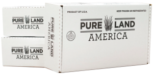 pureland america gives their consumers fast shipping